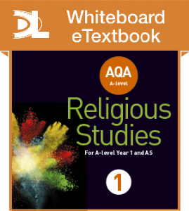 AQA A-level R.E. Studies Year 1: Including AS Whiteboard  [L]..[1 year subscription]